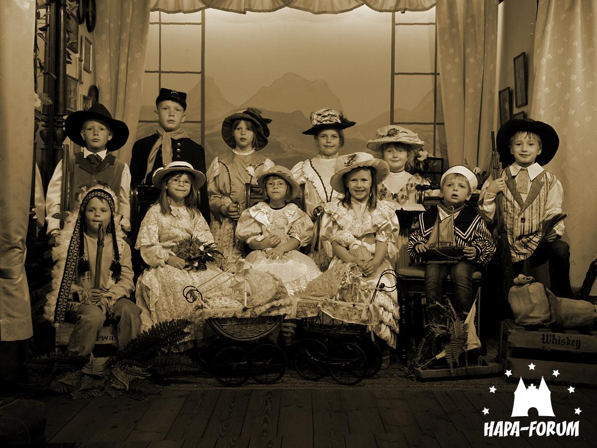 Gruppenfoto bei Lizzy