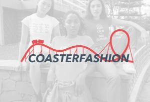 Coasterfashion Logo - Achterbahn T-Shirts, Tassen, Sweatshirts