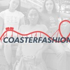Coasterfashion Logo - Achterbahn T-Shirts, Tassen, Sweatshirts