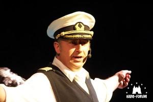 John Burkes Seelöwen-Show